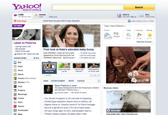 Yahoo_南アフリカ