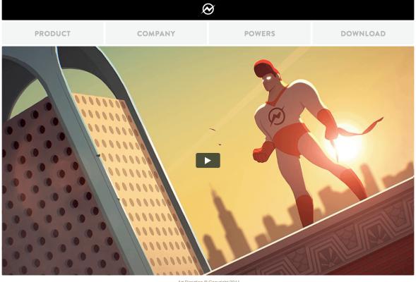 スーパーマン-制作会社-力強い-ビデオ-Webデザイン_002