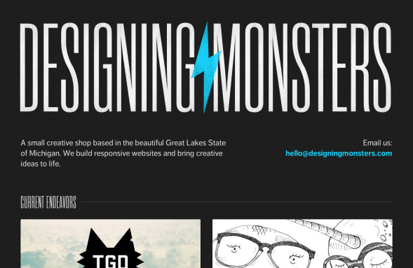 Designing-Monsters-texture-jump-wild-responsive-webdesign_001