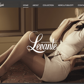 Levante   Everyday luxury for the discerning hosiery consumer