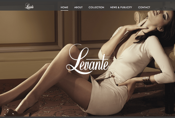 Levante   Everyday luxury for the discerning hosiery consumer