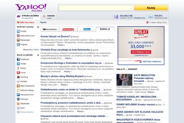 Yahoo_ポーランド